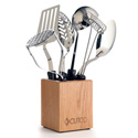 6-Pc. Kitchen Tool Set in Holder